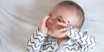 Coronavirus prevention: How to stop your kid from touching their faces?