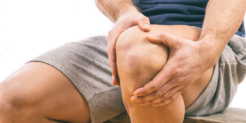 Why do you feel pain on the back of your knee?